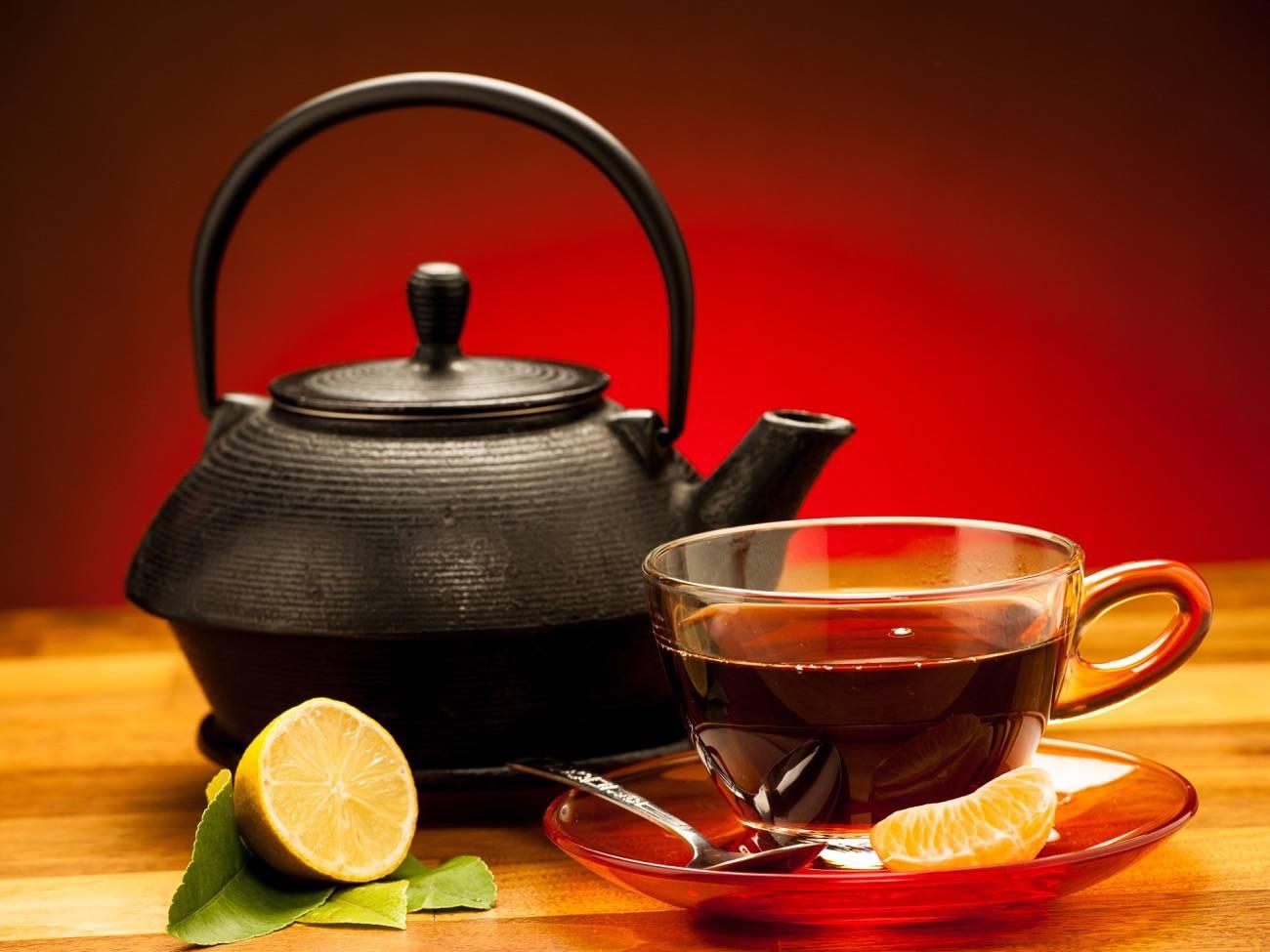 propiedades té negro