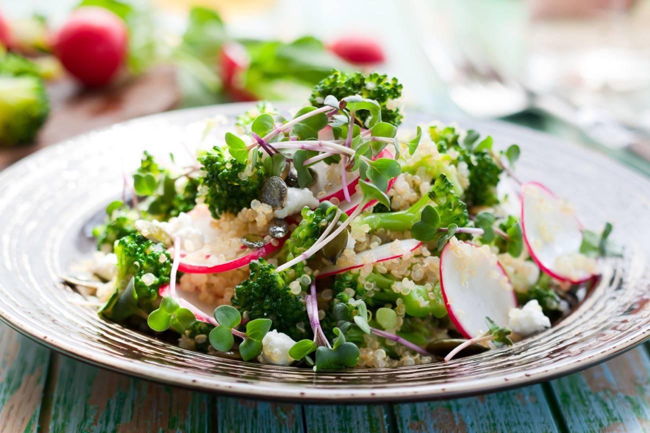 receta de ensalada de brócoli