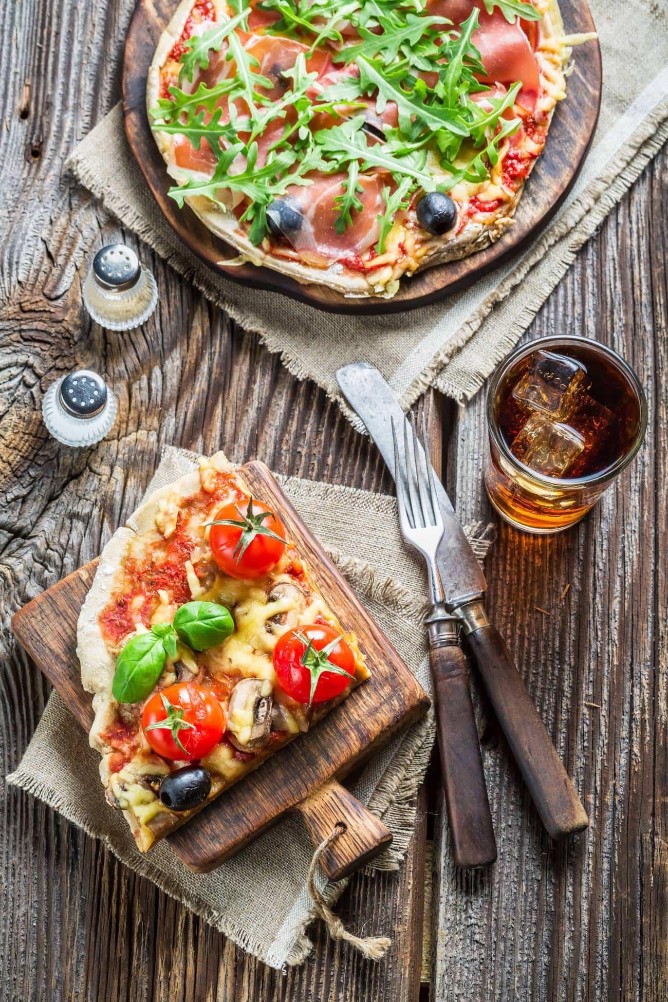 receta de pizza vegetal 3
