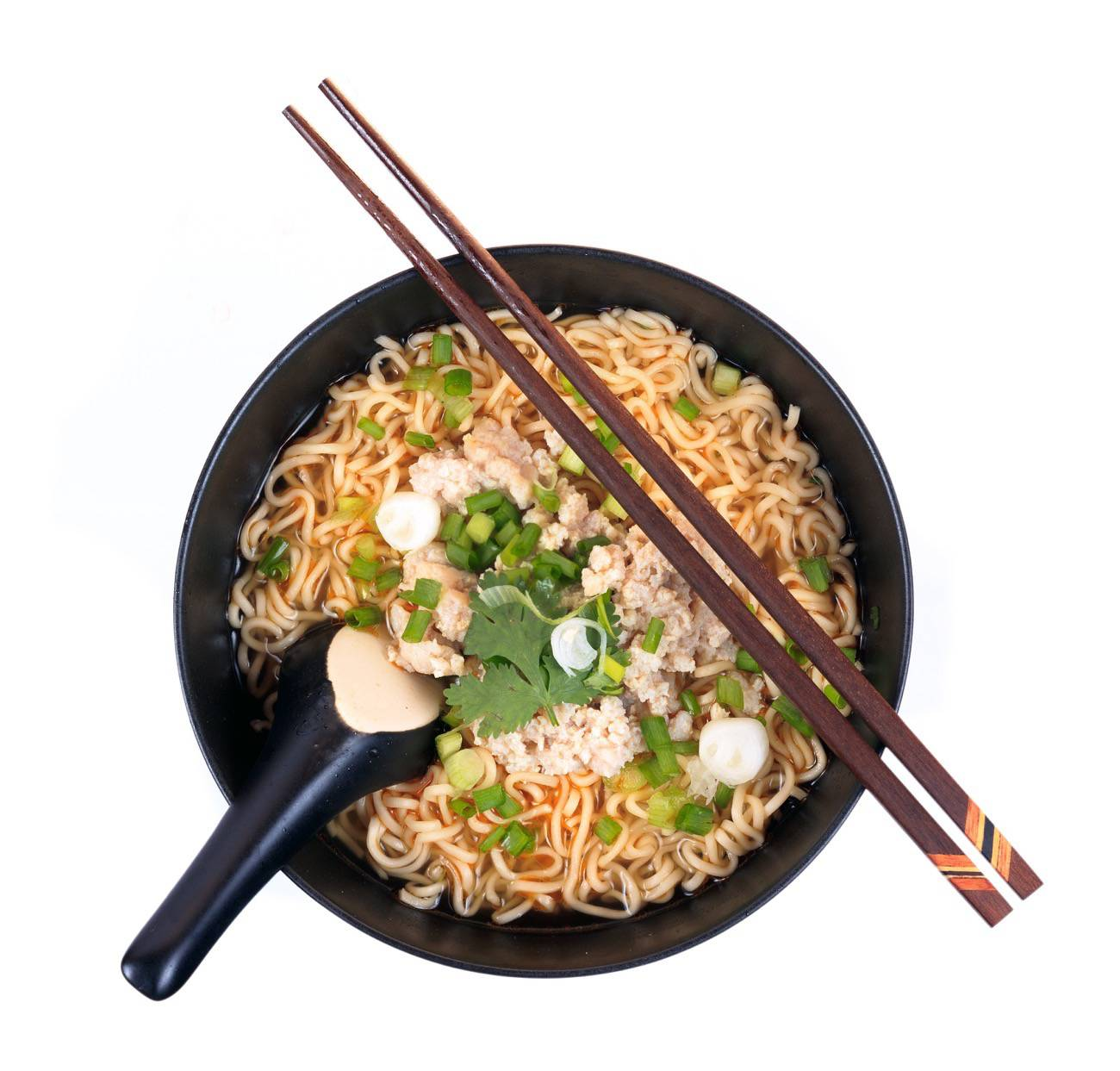 receta de tallarines al estilo asiatico