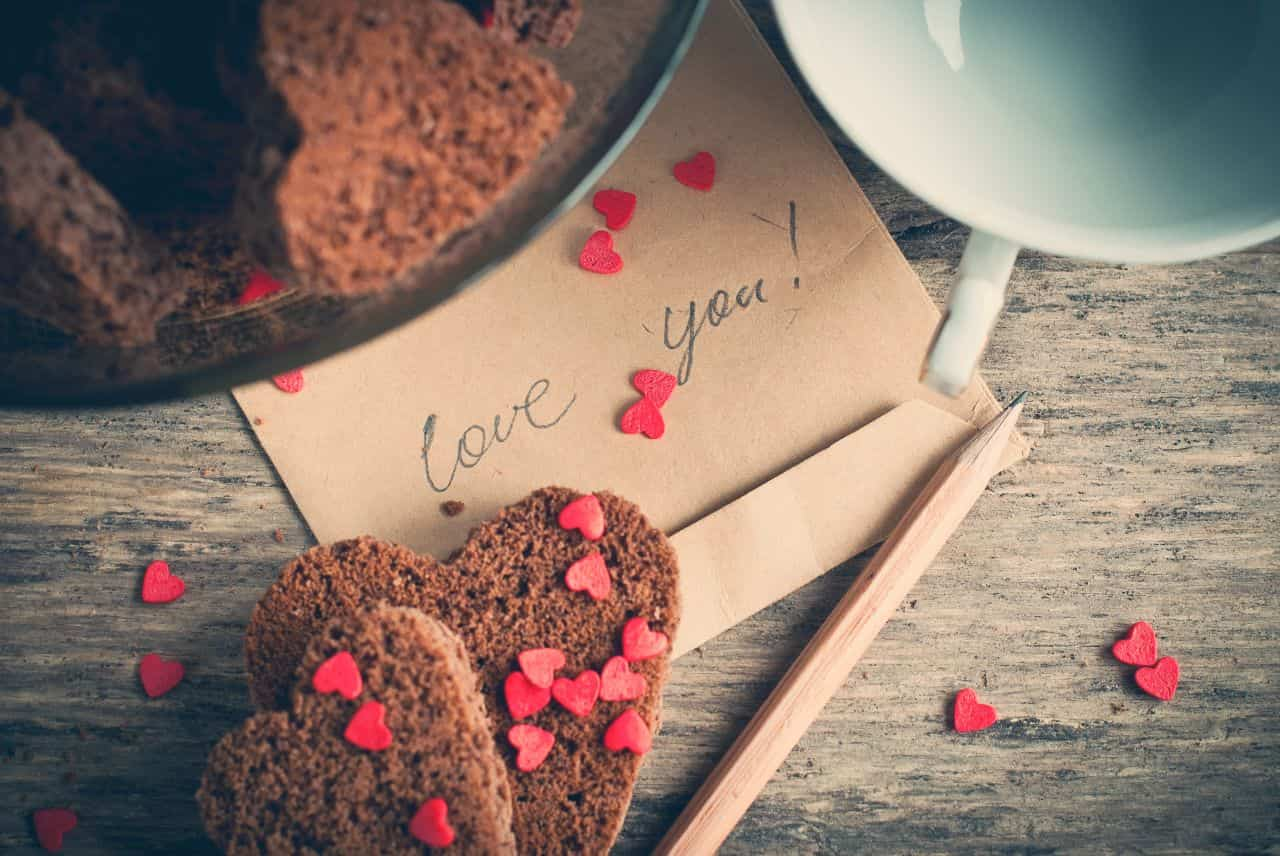 recetas san valentin