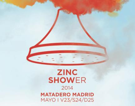 zincshower 2014 se buscan emprendedores culturales y creativos