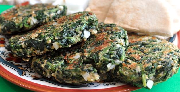 recetas de cocina con espinacas