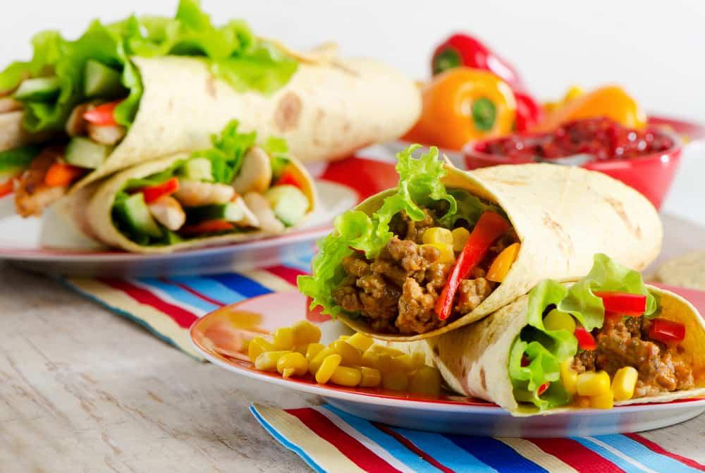 receta de fajitas mexicanas