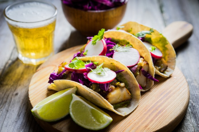receta de tacos
