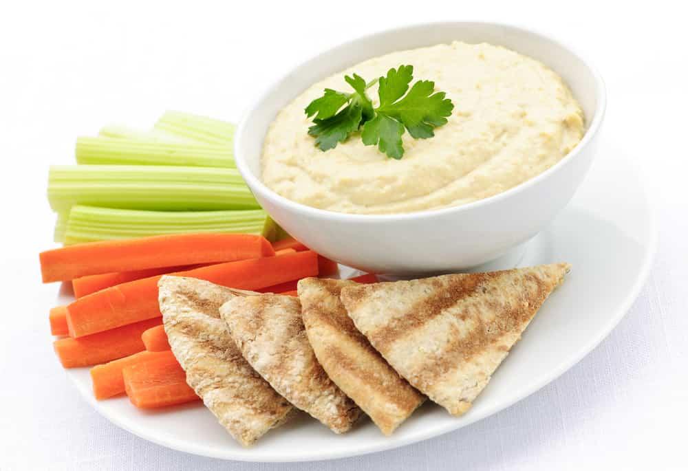snack saludable - picotear este verano