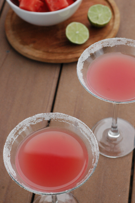 cocktail sandía