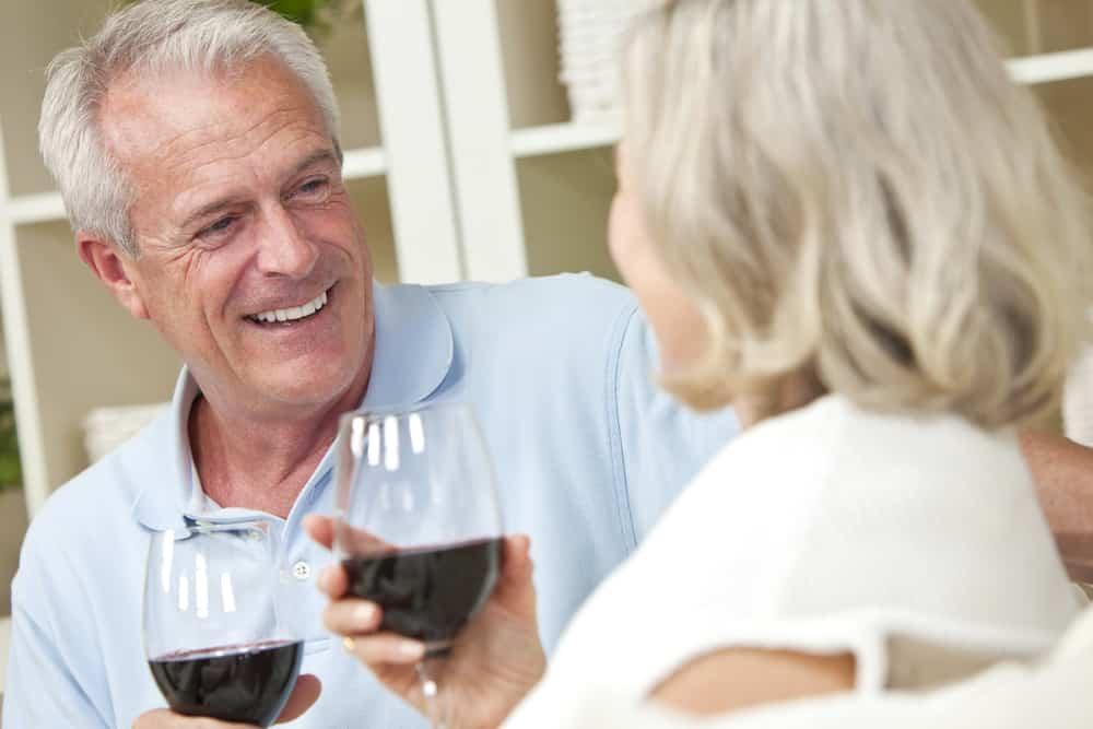 beber vino saludable