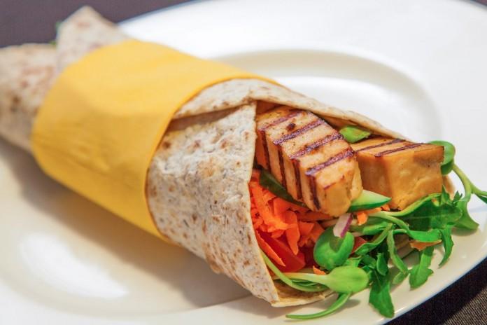 rollito tofu