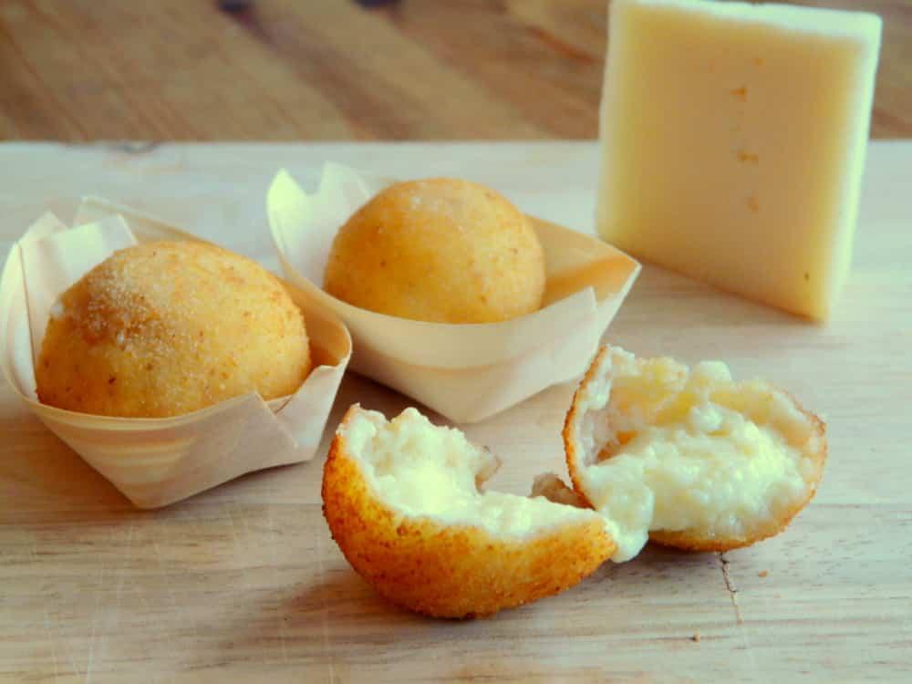 croquetas de queso manchego