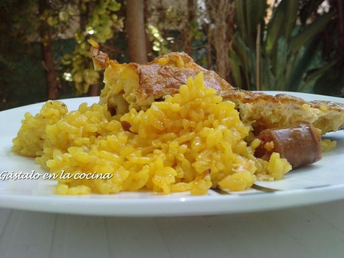 arroz en costra 2