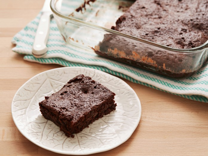 brownie sin horno