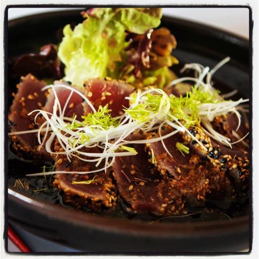 tataki de atún recetas cocina japonesa