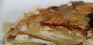 milhojas de patatas