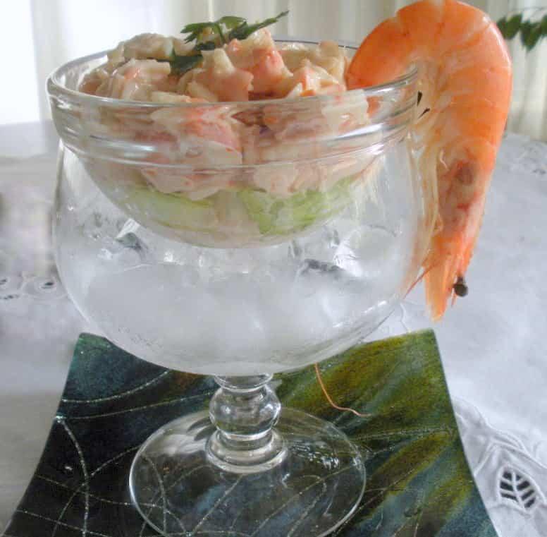 C ctel de marisco - Coctel de marisco ingredientes ...