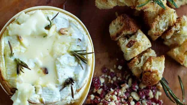 camembert horno