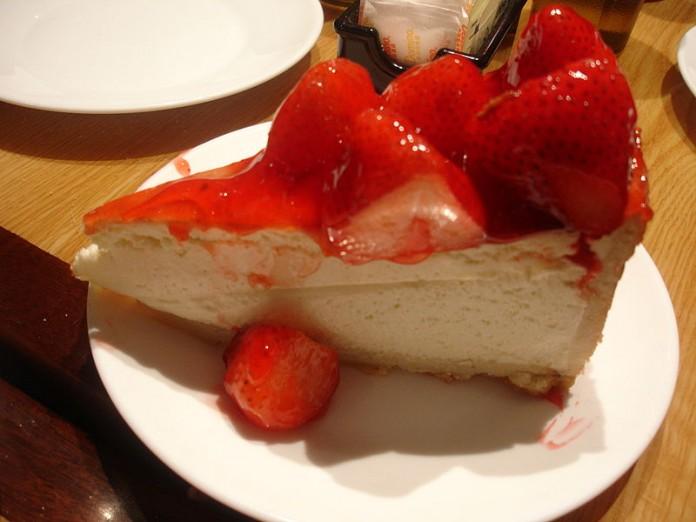 tarta de queso casera