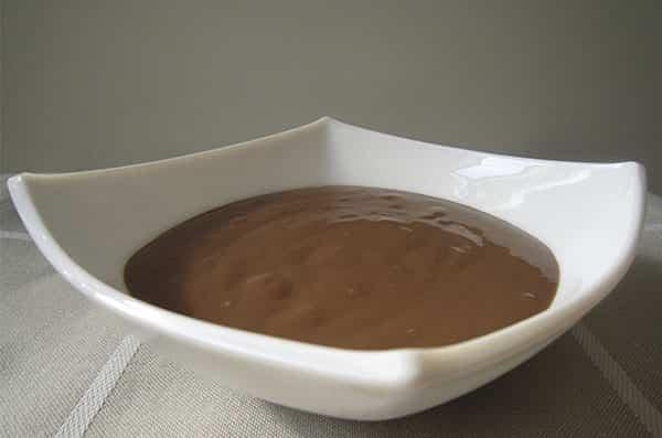 natillas de chocolate caseras sin huevo