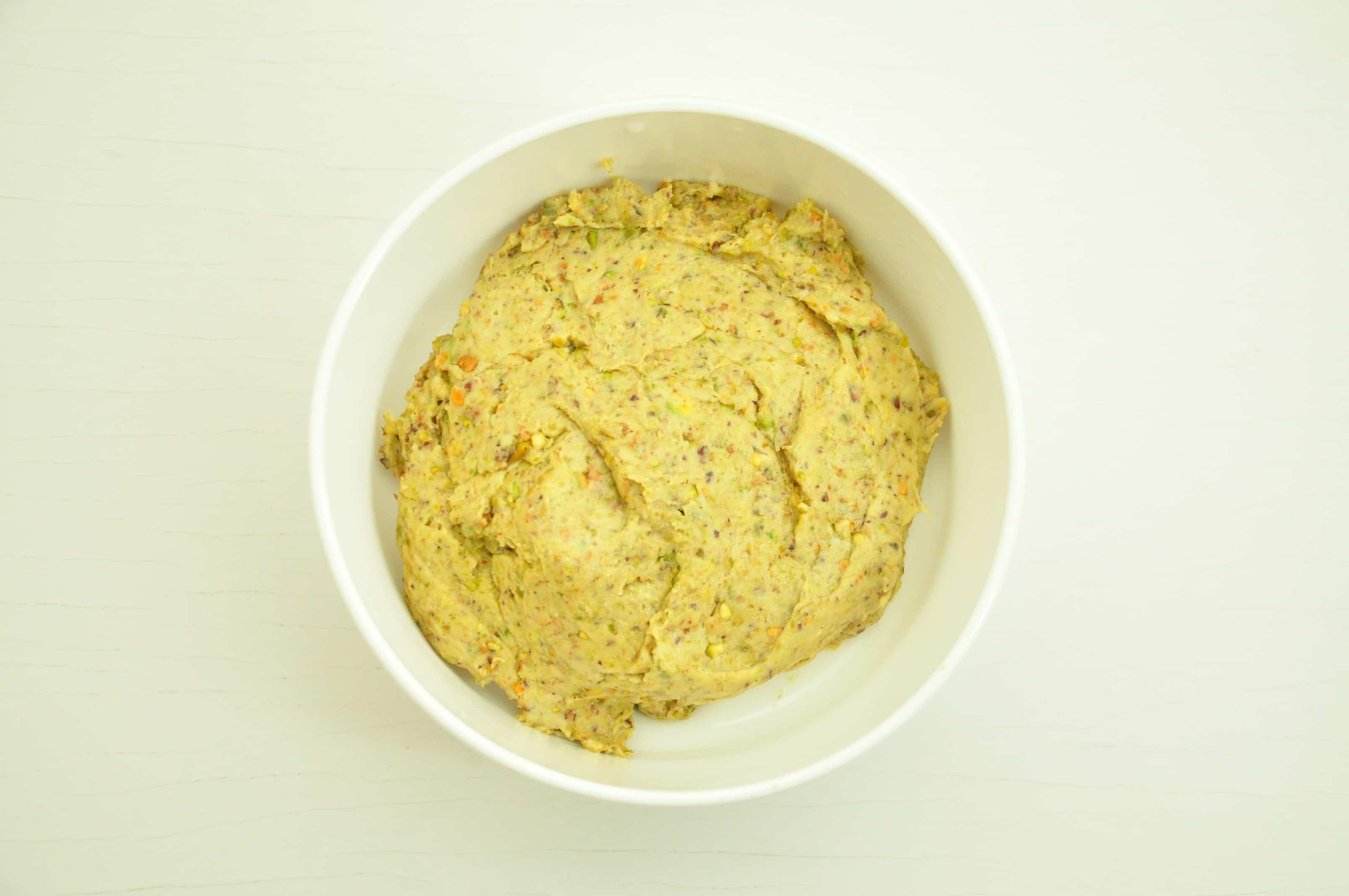 guacamole de pistachos