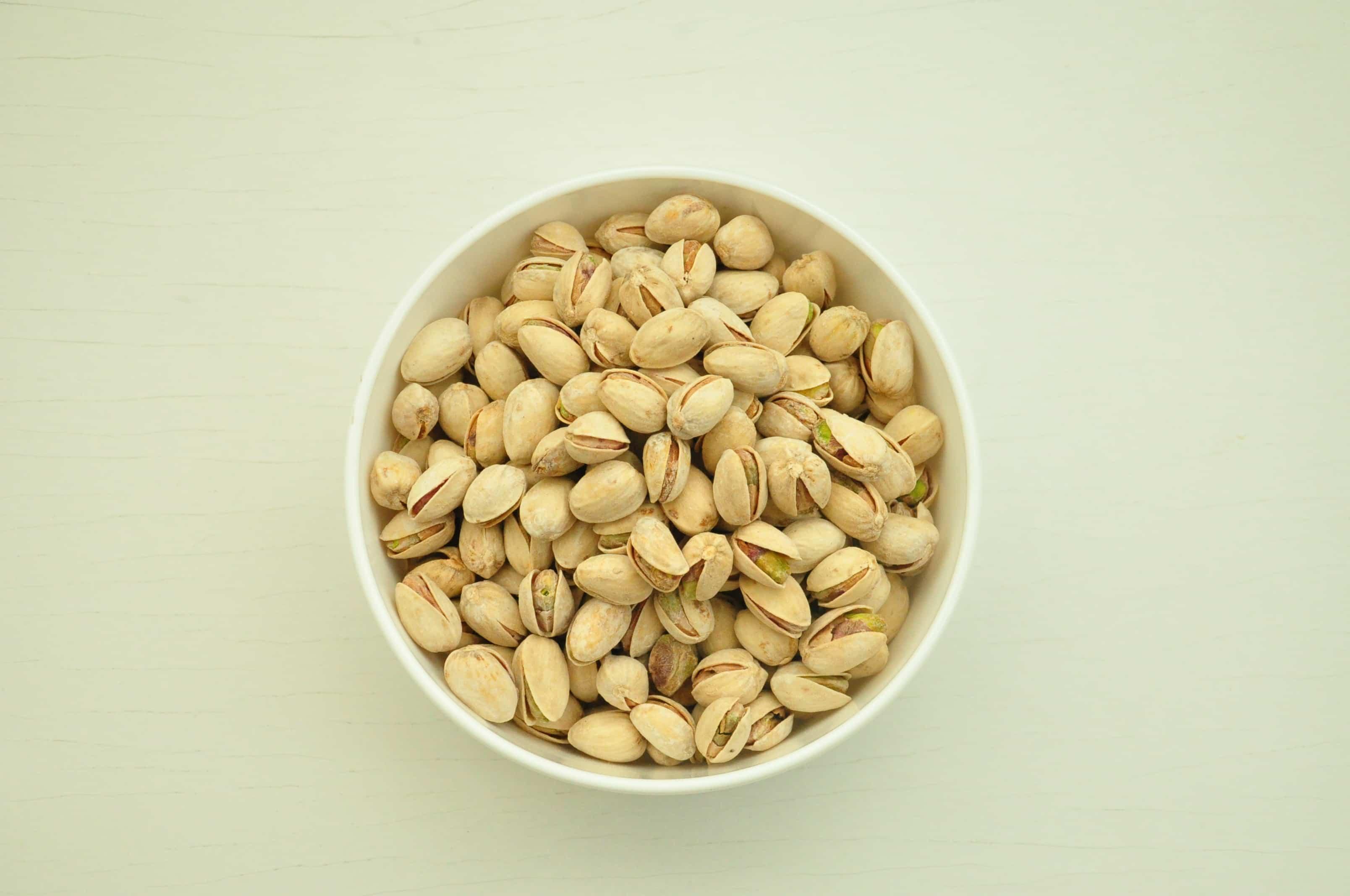 pistachos sin pelar