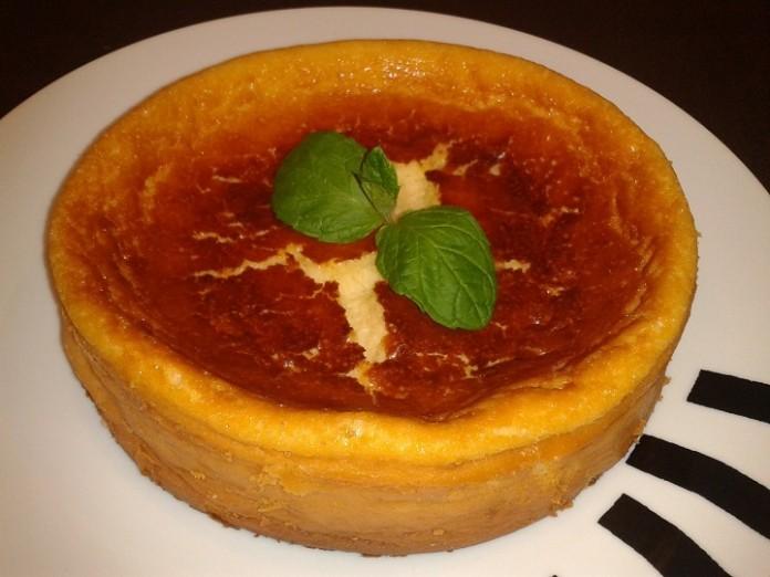 tarta queso mascarpone