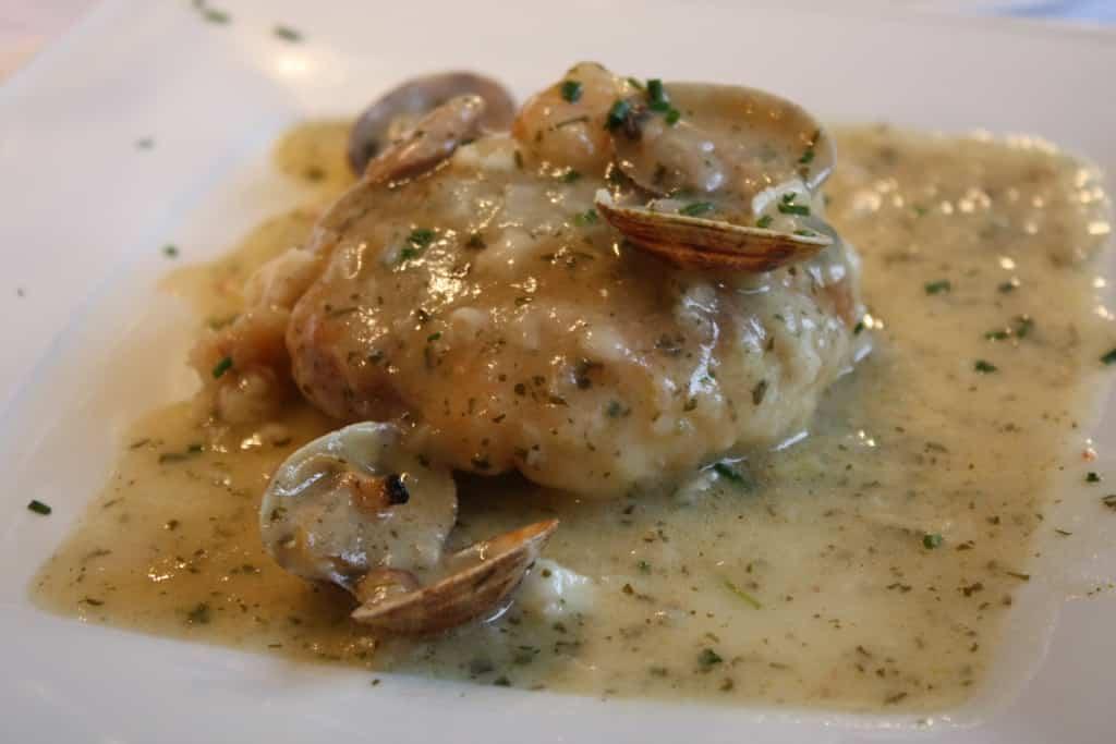 Salsas para pescados - vinagreta de azafrán
