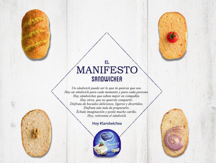 recetas de bocadillos y sandwiches sandwichea
