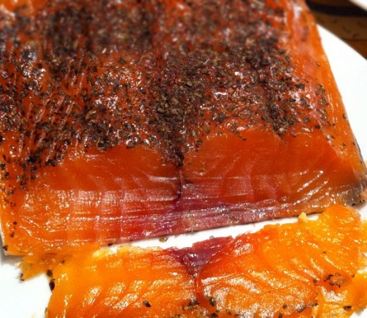 técnica del ahumado para pescados