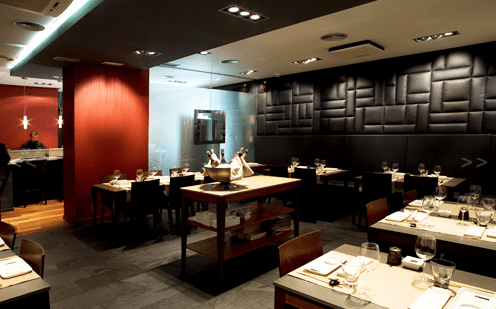 99Sushi Bar restaurante madrid