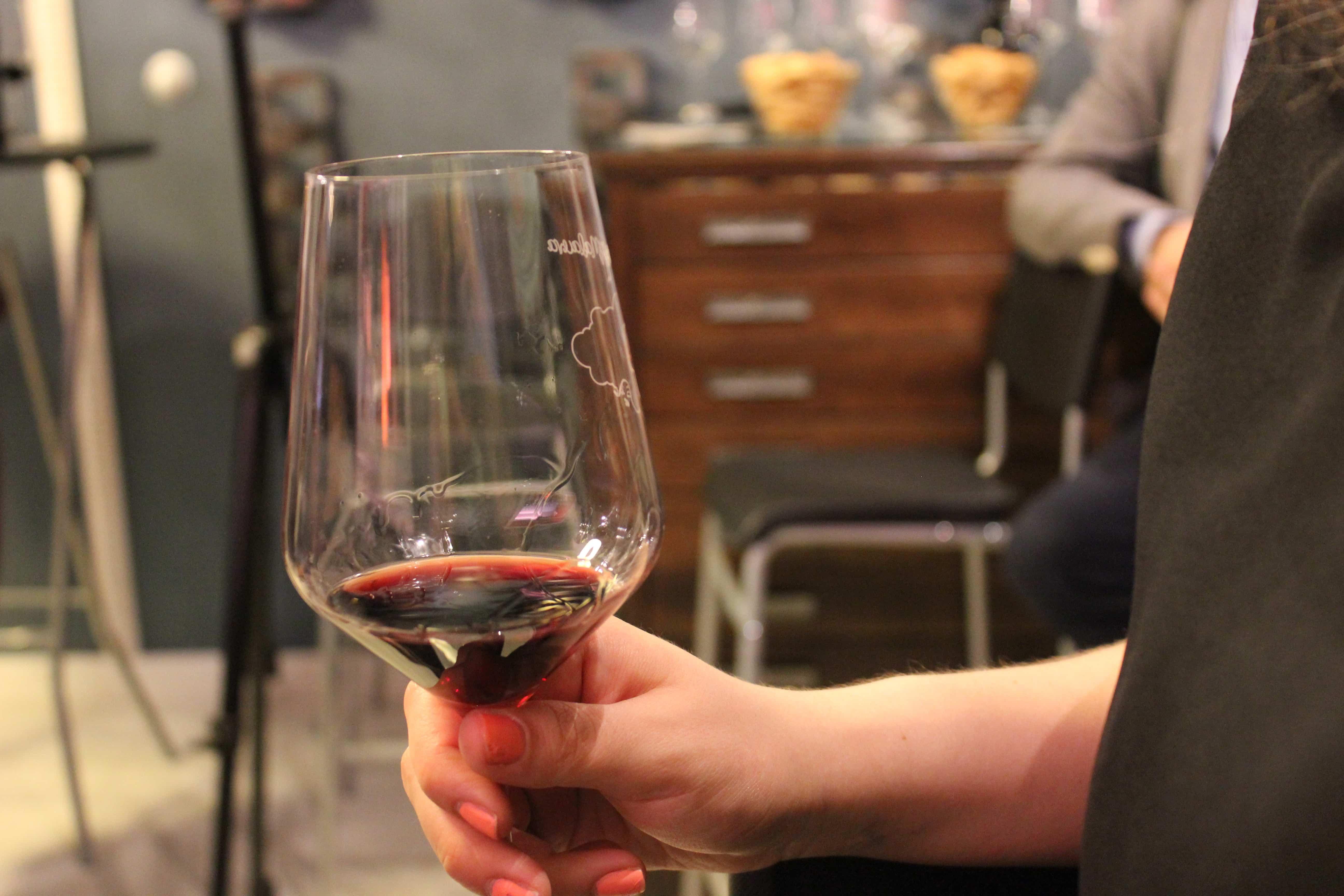 cata de vinos xeladavid