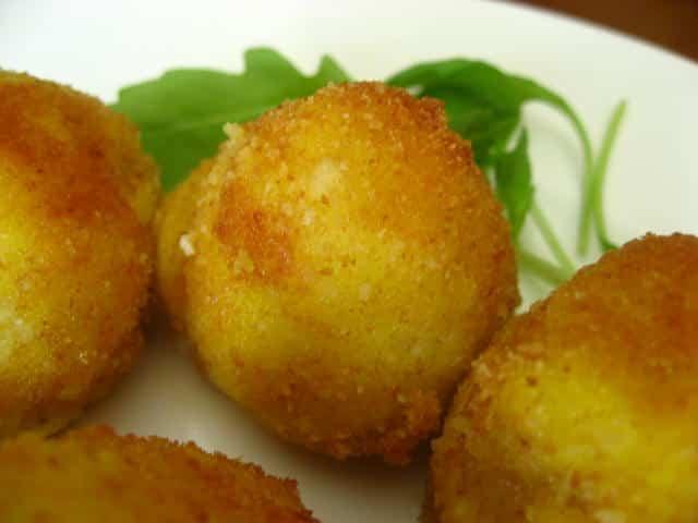 receta de huevos rebozados
