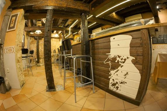 restaurante narizotas segovia
