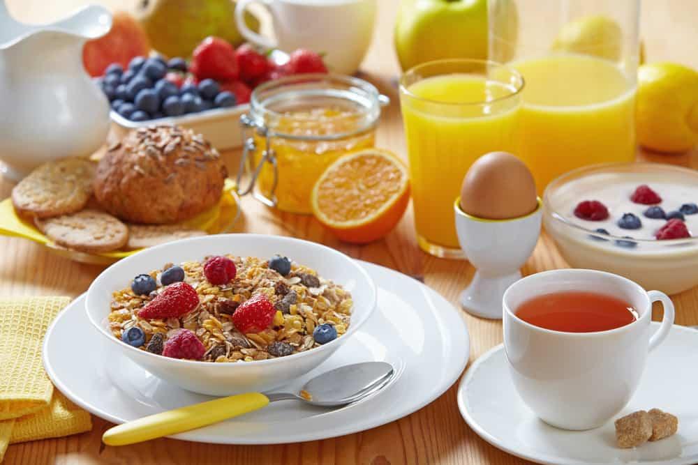 cereales desayuno saludable