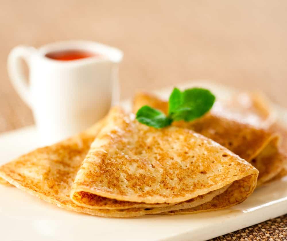 receta desayuno saludable