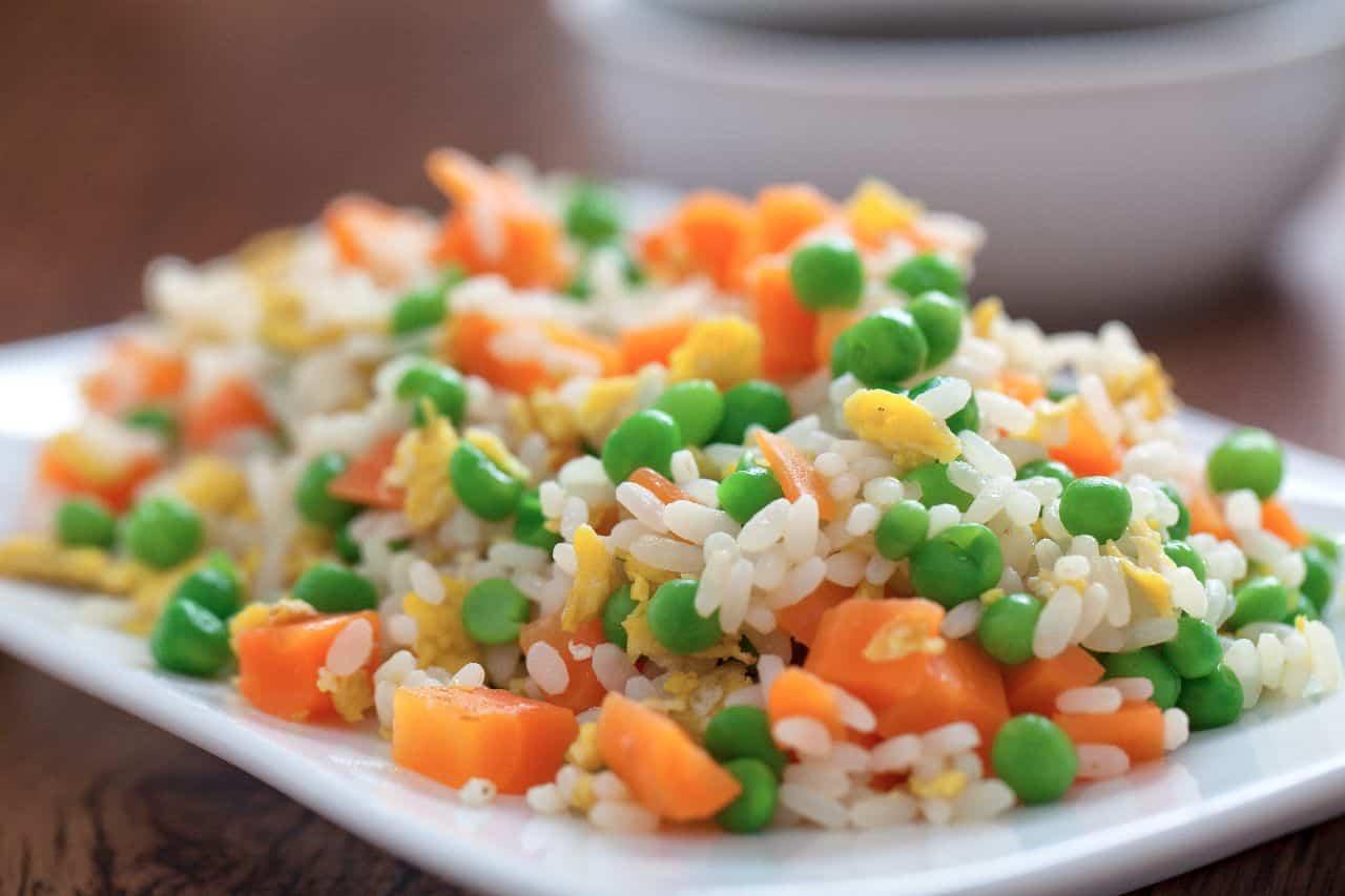arroz tres delicias