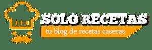 Solo recetas - blog de cocina