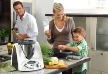 Cocinar con Thermomix