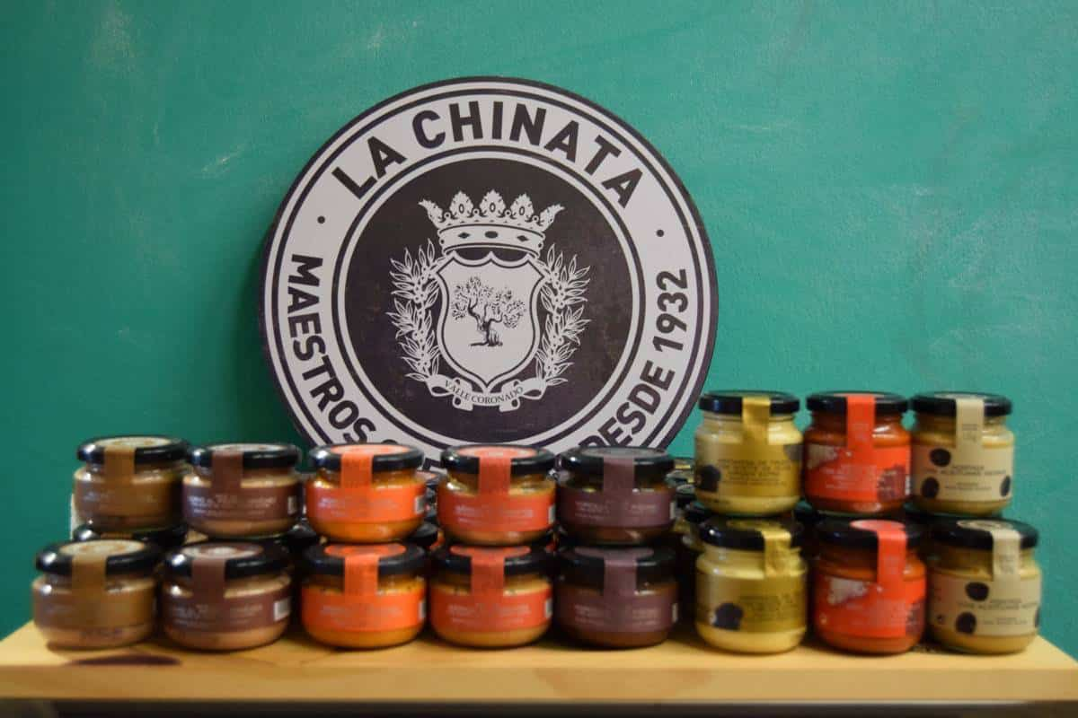 La Chinata - pates y salsas