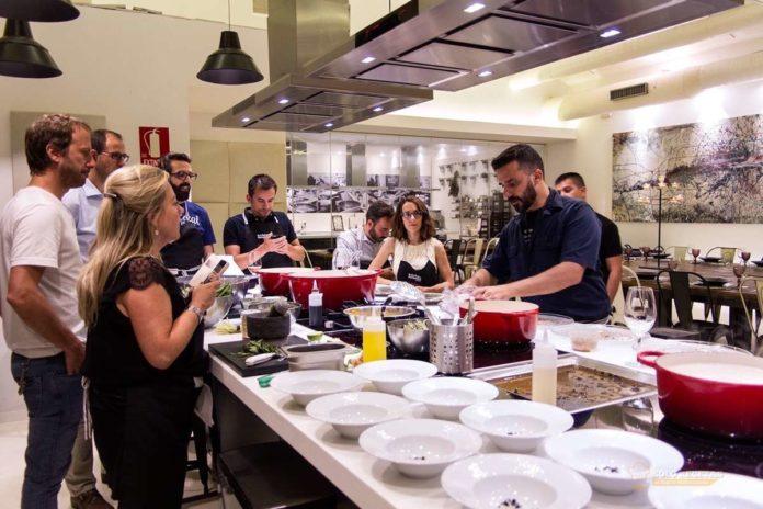 Estanislao Carenzo en kitchen club madrid 11