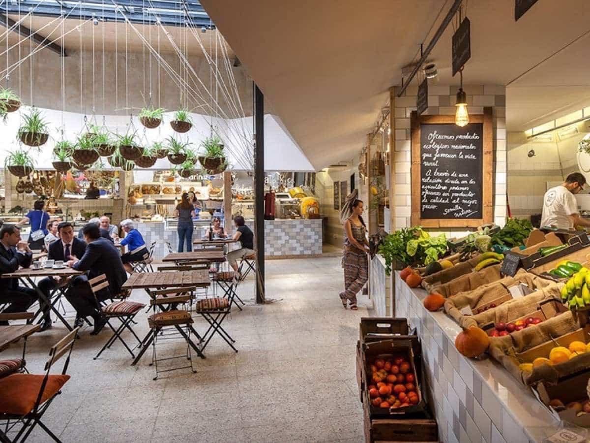 Supermercados ecológicos en Madrid