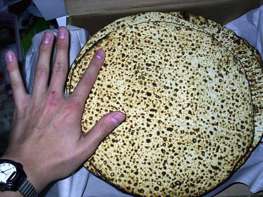 pan sin levadura en microondas