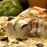 pizza Eva Arguiñano