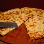 pizza de Eva Arguiñano