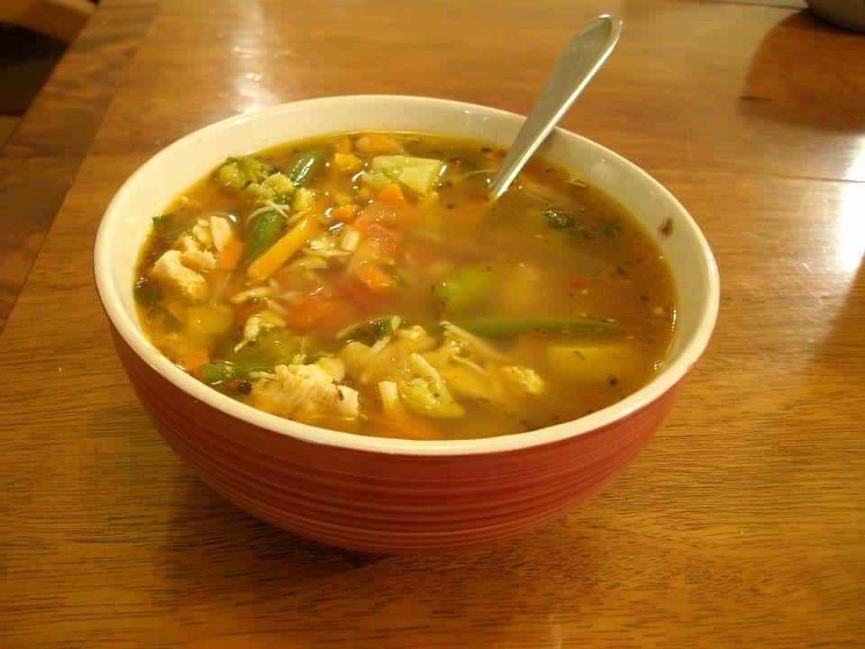 Sopa De Verduras De Karlos Arguiñano Riquísima Y Fácil De Hacer