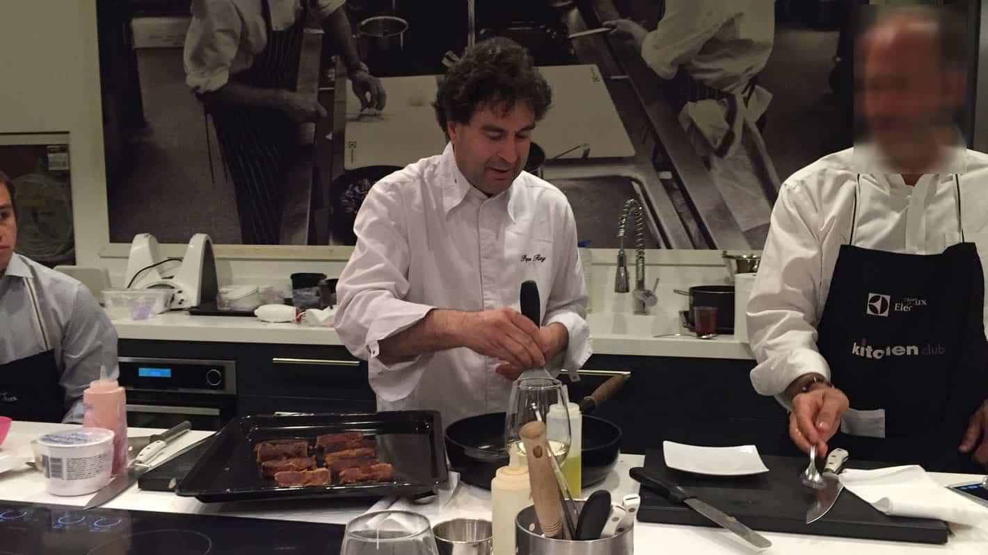 Pepe Rodríguez Rey de Masterchef en Kitchen club