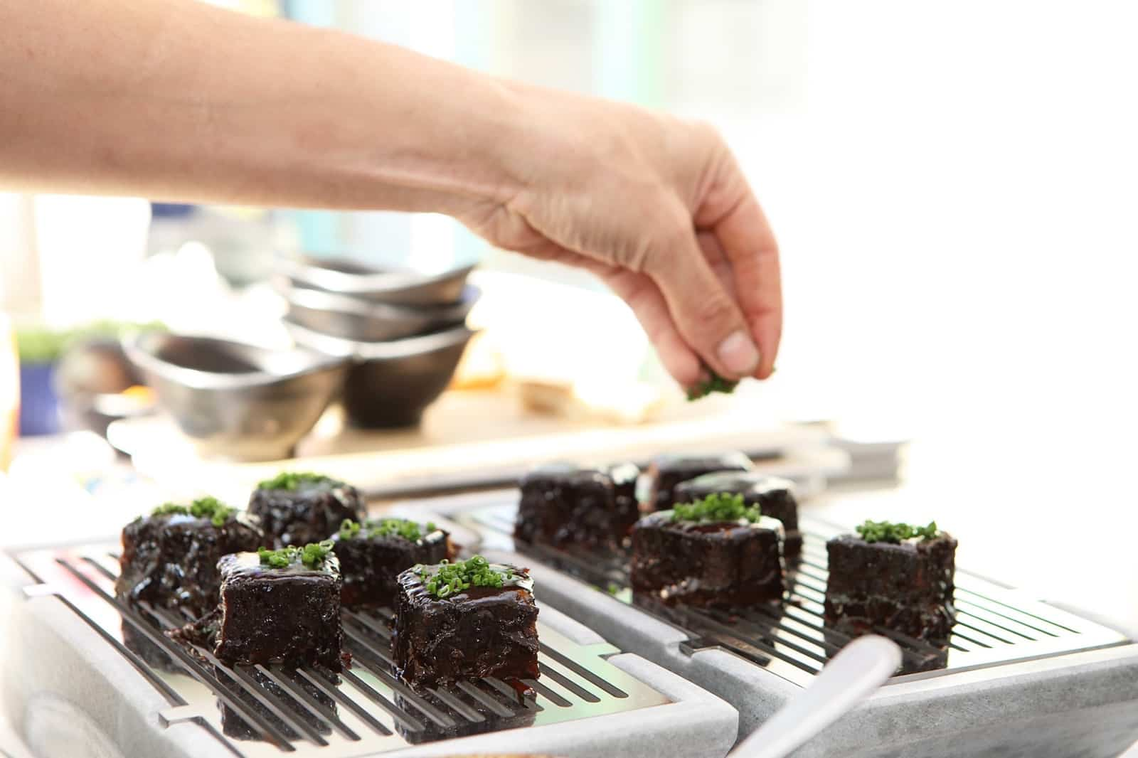 El catering del chef Pablo Carrizo aterriza en Barcelona