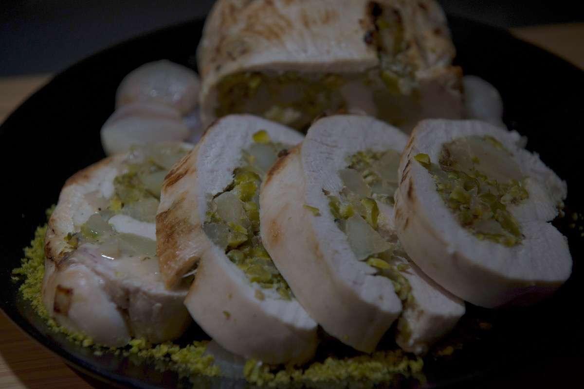 receta-de-pavo-relleno-de-pistacho-y-pera-2