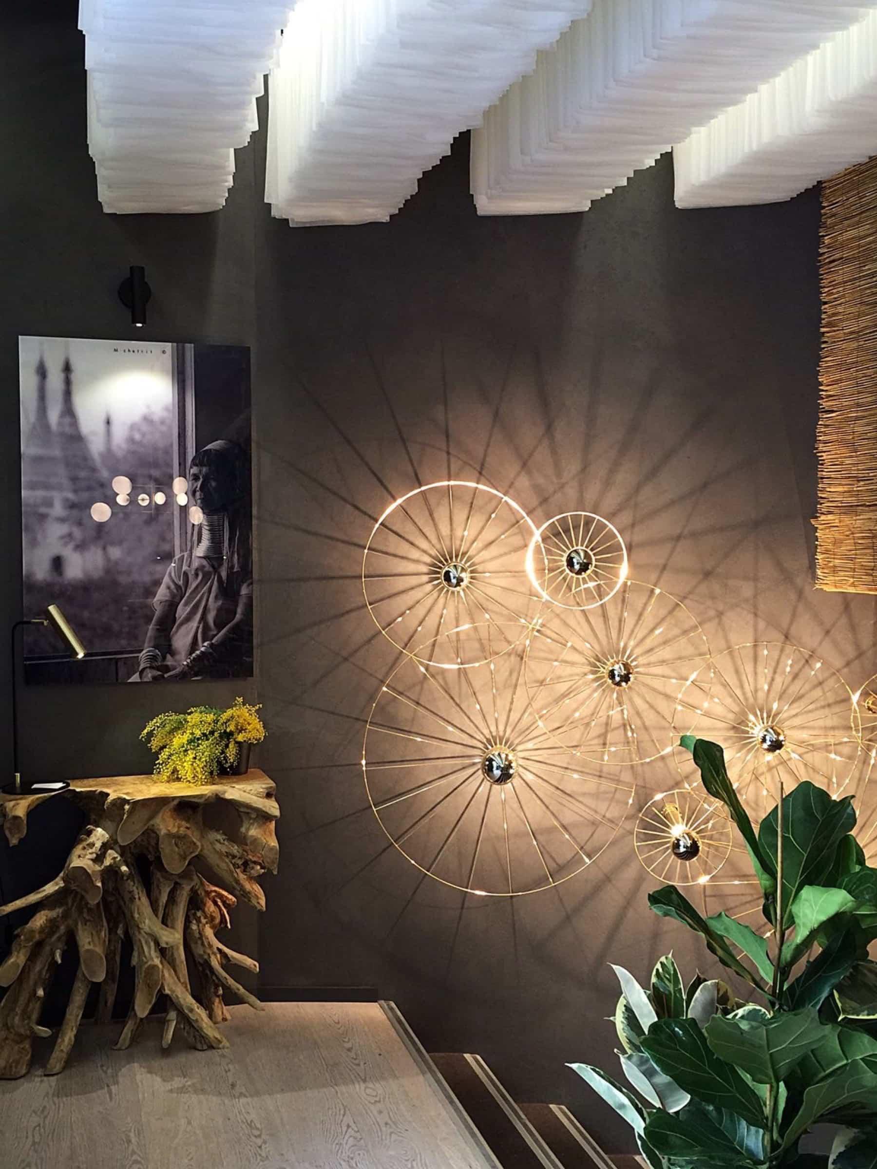Imágenes del interiorismo de Nikkei 103, realizado por el estudio de Teresa Paglialonga