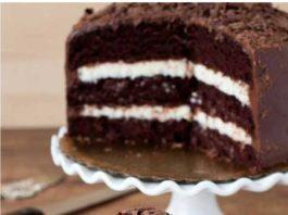 tartas de chocolate