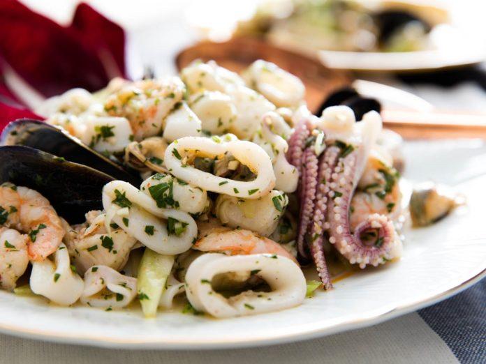 recetas para hacer calamares